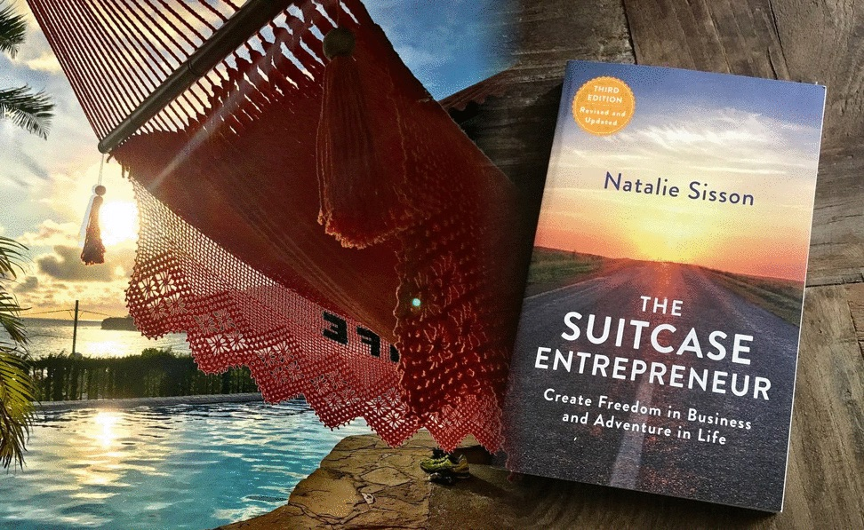 The Suitcase Entrepreneur With Natalie Sisson