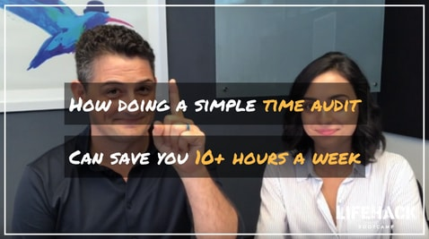 HOW DOING A SIMPLE TIME AUDIT CAN SAVE YOU 10+ HOURS A WEEK