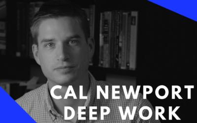 Cal Newport Explains Deep Work