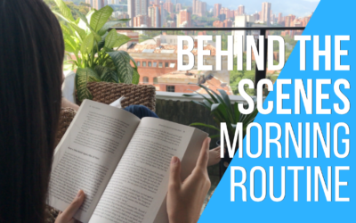 Behind The Scenes Of Our Morning Routine (Part 1)