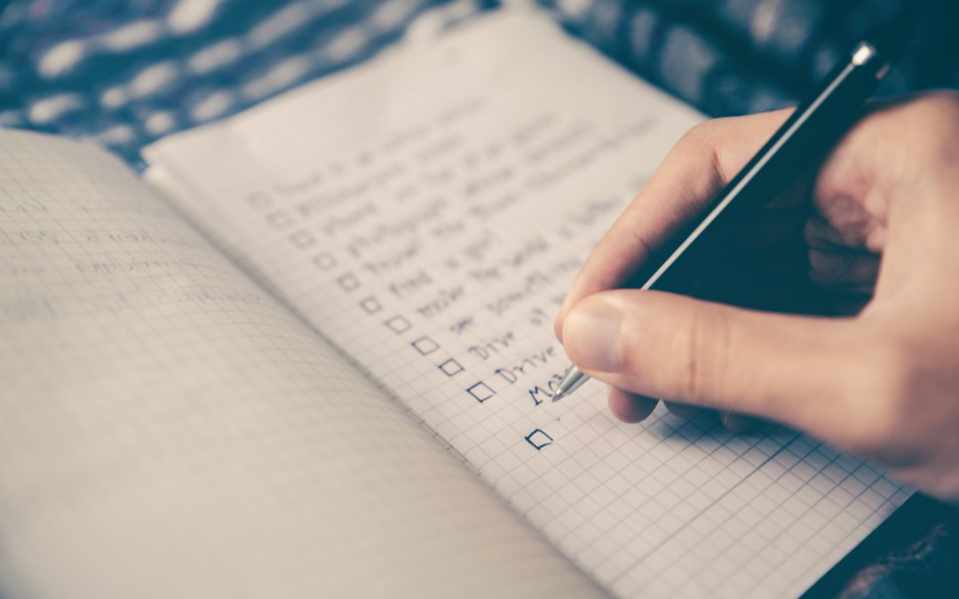 The top 7 mistakes people make while using their to-do list